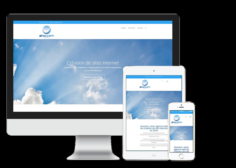 Integration websites on CMS